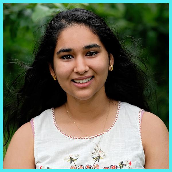 New Carolina student Shristi Sharma
